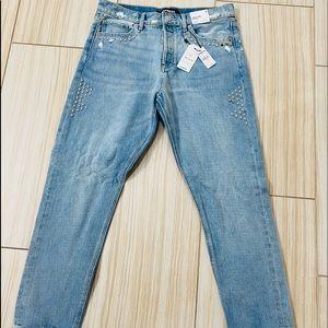 Express - Light Blue Jeans
